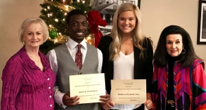 Third Annual CFWA Elois Zeanah Scholarships Awarded