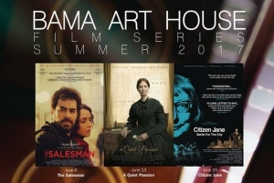 Bama Art House Summer 2017: It's Movie Time
