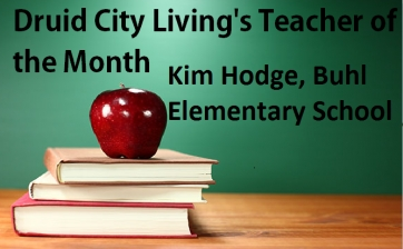 DCL's Teacher of the Month: Kim Hodge, Buhl Elementary School
