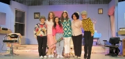 "Area Students Give a Fine Performance of ""Steel Magnolias"""