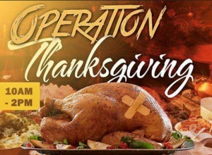 Giving Thanks and Giving Back: Operation Thanksgiving in Northport