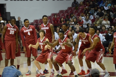 UA basketball squads to be featured Friday at second-annual Tide Tipoff event (via Crimson Magazine)