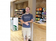 Eric Hull serves as co-owner of both Black Warrior Brewing Company and T-Town Market.
