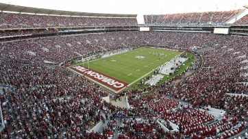 Roll Tide: Kickoff Times for Bama Football's First Two Home Games Announced