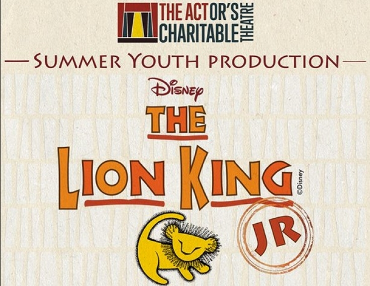 Disney's The Lion King Jr. Roars into Town at the Bama Theatre July 28-30