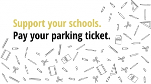 City of Tuscaloosa Allows Area Drivers to Pay Parking Tickets with School Supplies
