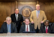 Tuscaloosa County Commission Board Approves Budget Exceeding $100 Million