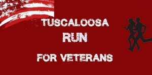 First Annual Tuscaloosa Run for Veterans is This Saturday