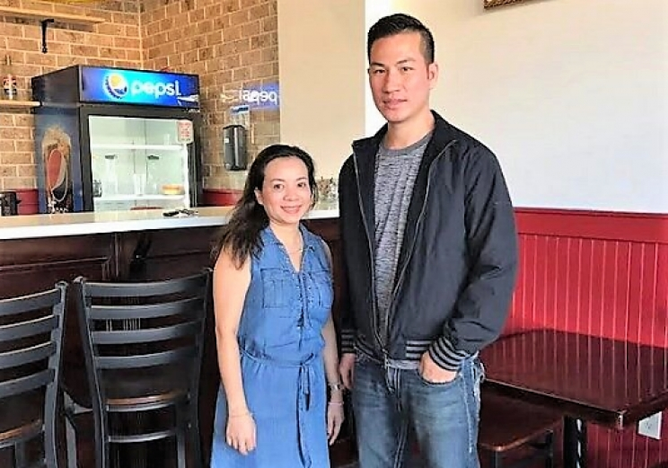Business partners Truc Dinh and Anhtu Bui are from Huntsville. They've been looking forward to bringing Vietnamese flavor to T-town.