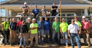 Giving Back: Habitat for Humanity of Tuscaloosa's CEO Build