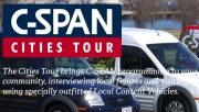 Network Visits Tuscaloosa: C-SPAN Comes to Town