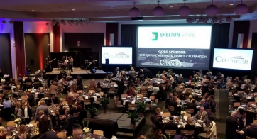 The Chamber's 117th Annual Celebration was held at the Bryant Conference Center on Jan. 19.