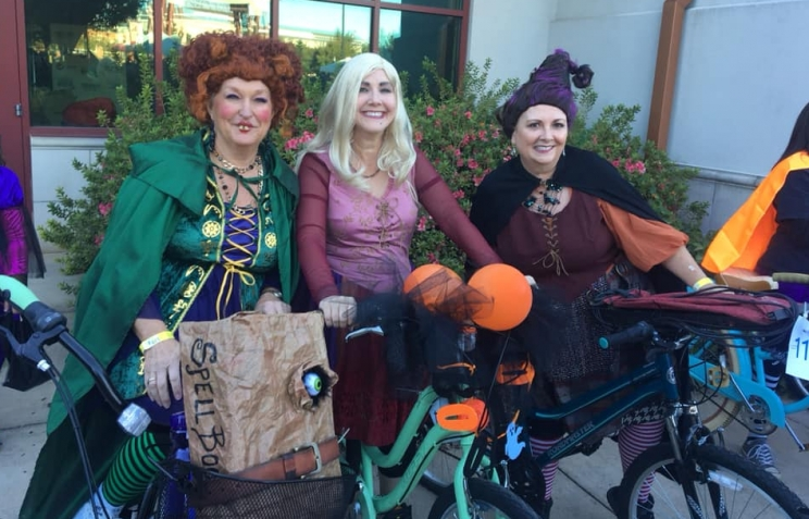Witches far and wide will gather at Government Plaza in downtown Tuscaloosa on Oct. 13 for the second annual T-Town Witches Ride.