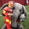 Alabama Athletes Host Annual Halloween Extravaganza
