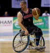 Lancia Takes over Women's Wheelchair Basketball at UA