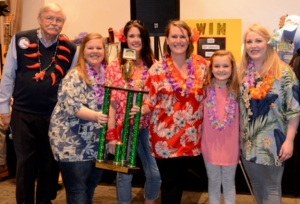 Queen City Title was the Grand Champion of the 2018 Chili Cookoff.