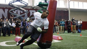 Alabama hosted its annual Pro Day on Wednesday, March 8, 2017.