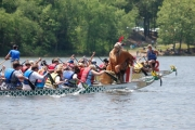 Dragon Boat Races return to Tuscaloosa