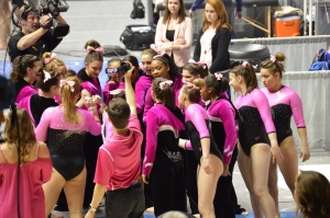 Crimson Tide gymnasts preparing for weekend meets against Auburn, West Virginia (via Crimson Magazine)