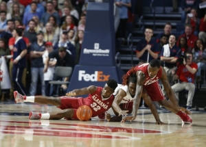 Alabama basketball team drops SEC opener at Ole Miss 74-66 (via Crimson Magazine)