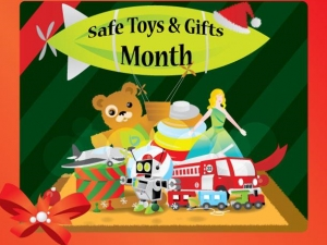 CSP Spotlight: Safe Toys and Gifts for a Happy Holiday Season