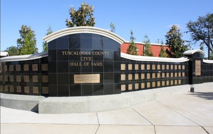 The Tuscaloosa County Civic Hall of Fame induction ceremony will be held on Oct. 19 at 4 p.m. at the Alberta Center for Performing Arts.