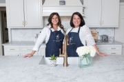 Owners Taylor Pearce and Rebecca Patterson know all about busy lifestyles and good food. This combination led them to create the concept of Gourmade Kitchen.