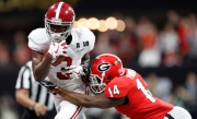 Alabama Football Wins 2018 National Championship in Overtime Thriller against Georgia, 26-23