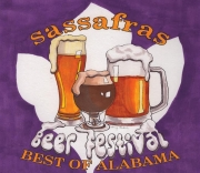 Alabama Craft Beer Celebrated at Inaugural Sassafras Beer Festival