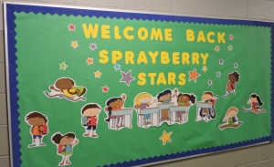 Open House: Sprayberry Students Move to Lloyd Wood Education Center