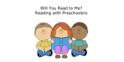 CSP Spotlight: Reading With Preschoolers