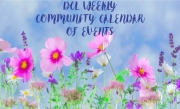 DCL Weekly: Community Calendar of Events