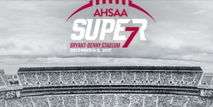 AHSSA Super 7 State Football Championships Coming to Bryant-Denny Stadium