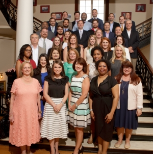 Leadership Tuscaloosa Class of 2017-18 Graduates