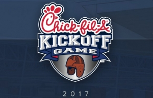 Chick-fil-A Kickoff Game Day Filled with Fan Activities
