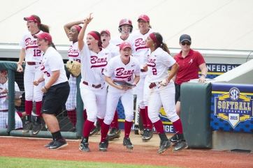 Things to Do: Tide Softball Team Hosts NCAA Regionals