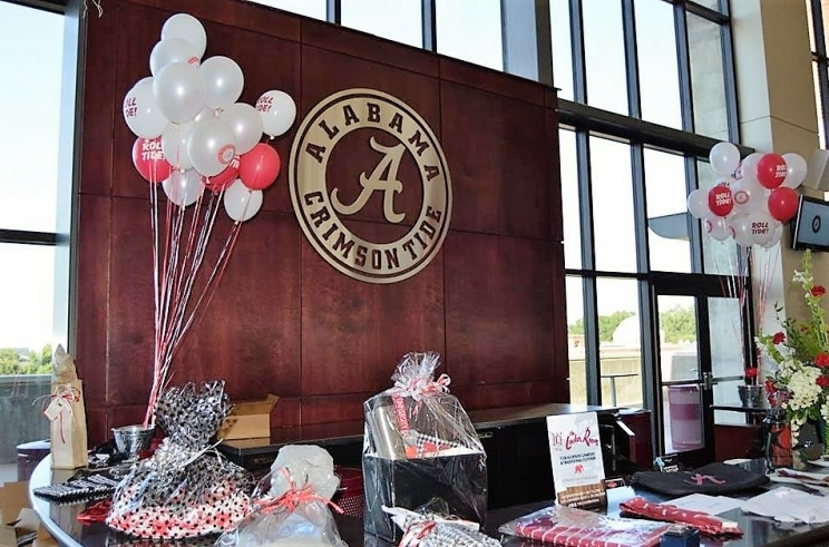 University of Alabama Alumni will gather for the 4th Annual Tuscaloosa County UA Alumni Fall Kickoff event at Bryant-Denny Stadium on Thursday, Aug. 10.