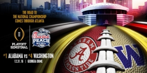 In Atlanta to Roll with the Tide? Pack Those Clear Bags!