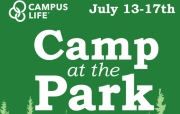 Give Life To Your Story: Camp at The Park This Month