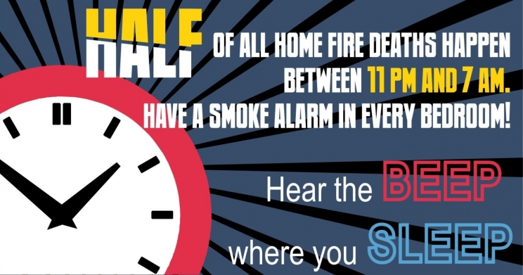 CSP Spotlight, National Fire Prevention: Check Your Smoke Alarm