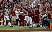 Homecoming Victory: No. 1 Alabama Football Runs Over Arkansas, 41-9