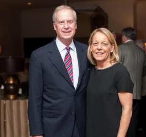 Tocqueville Society Members Honor Susan and Brad Cork