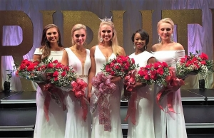 Jessica Procter Crowned Miss Alabama 2017