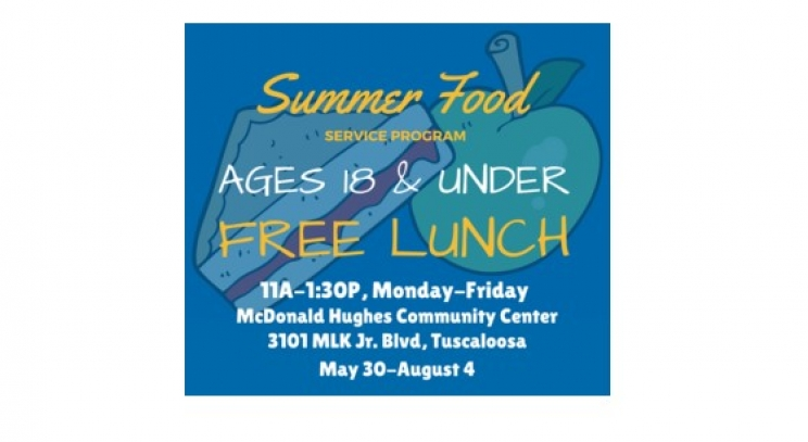 PARA's Hughes Center Offers Summer Meals and Healthy Lifestyle Education