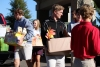 The Spirit of Giving: Local Students Help Catholic Social Services