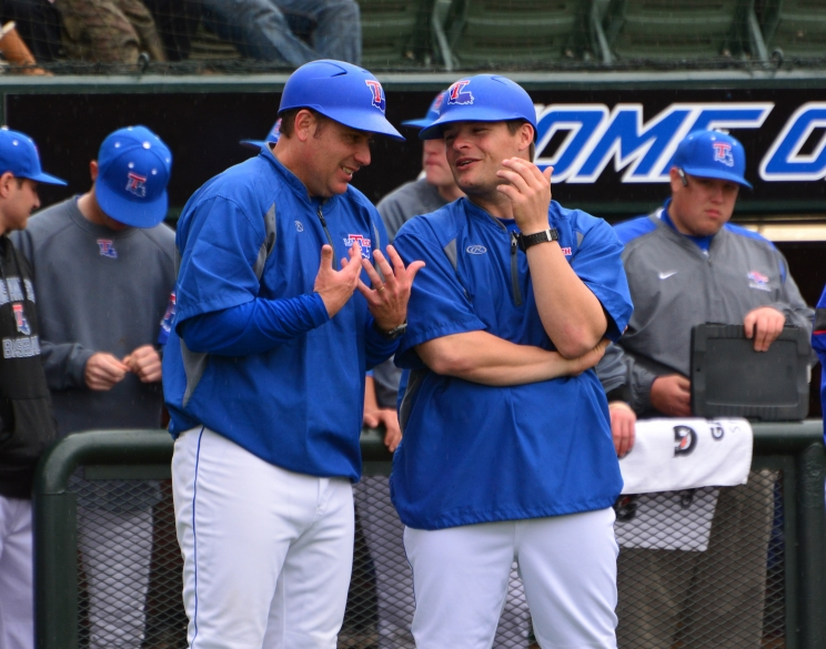 New UA baseball coach Greg Goff hires Jake Wells as assistant coach (via Crimson Magazine)