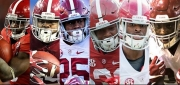 Meet Alabama's six running backs that could start anywhere in the Nation