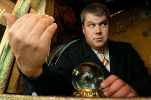 Lemony Snicket is the pen name of American writer and journalist, Daniel Handler.  He is most famous for his series A Series of Unfortunate Events and All the Wrong Questions.