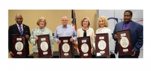 Civic Hall of Fame Holds Induction Ceremony