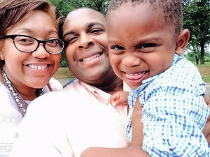 Marlena Rice is a busy mom and writer who lives in Tuscaloosa with her husband, Rod, and their son, Beaux William.